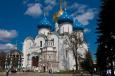 Сотрудники УФСИН посетили Свято-Троицкую Сергиеву Лавру
