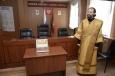 Сотрудники УИС Москвы прикоснулись к мощам святителя Николая и апостола Петра