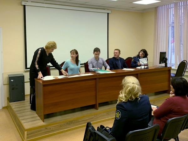 Сотрудники столичной уголовно-исполнительной инспекции приняли участие в рабочей встрече с представителями Московского научно-практического центра наркологии Департамента здравоохранения