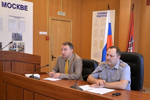 На сборы был приглашён член Московской избирательной комиссии Дмитрий Реут