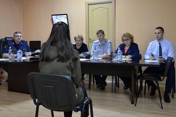 Представители аппарата Уполномоченного по правам человека в Москве посетили следственный изолятор № 6