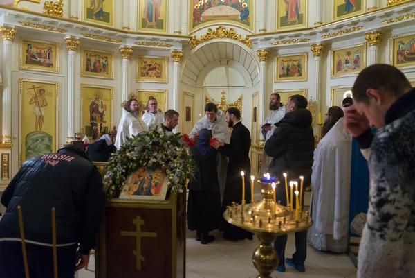 В учреждениях УФСИН России по г. Москве началась «Неделя молитвы»