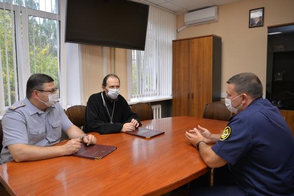В УФСИН России по г. Москве обсудили взаимодействие с религиозными организациями