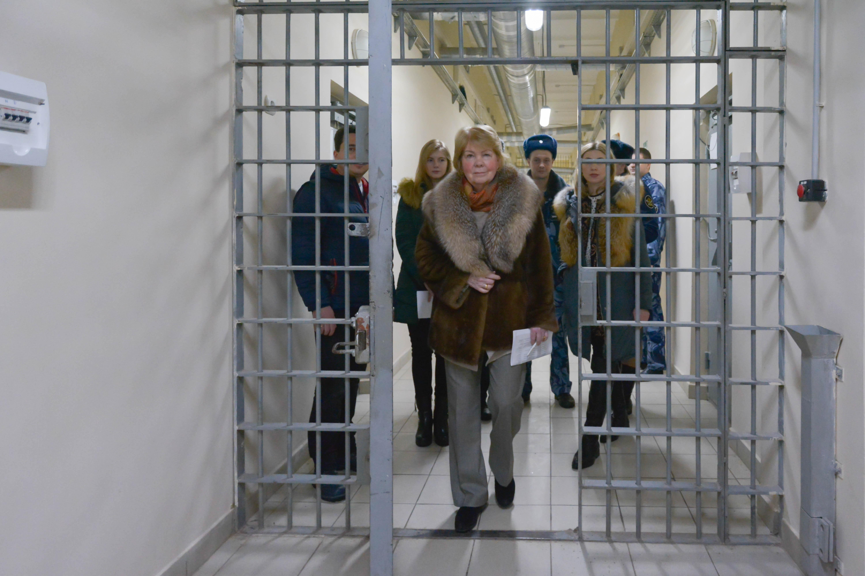 Председатель комиссии по безопасности и взаимодействию с ОНК общественной палаты российской федерации Мария Каннабих посетила СИЗО-1 УФСИН России по г. Москве