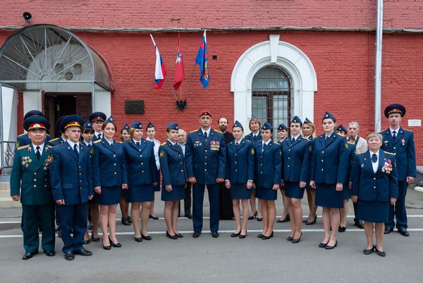 Сегодня в день Государственного флага Российской Федерации молодые сотрудники приняли Присягу