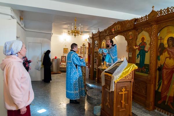 В столичном СИЗО-6 был совершен молебен перед началом строительства храма