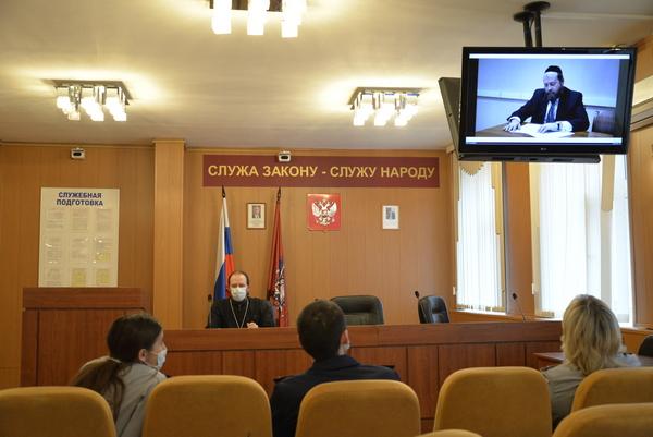 В УФСИН России по г. Москве завершилась Неделя межрелигиозного диалога
