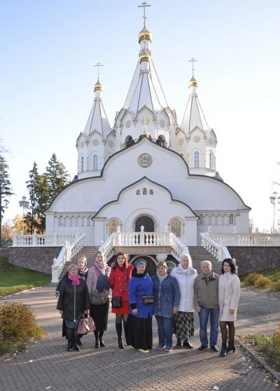 Сотрудники УФСИН России по г. Москве, ветераны и члены их семей совершили поездку по историческим местах Подмосковья